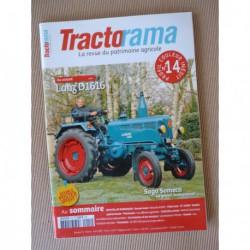 Tractorama n°14, Lanz D1616, Kirovets K701P, Citroën, John Deere 303, affiches agricoles, Guinchard