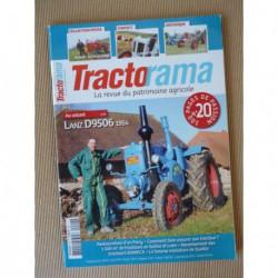 Tractorama n°20, Lanz D9506, Landini Vélite, Zetor, Massey-Harris Pony, Gérard Houdin, Tétu