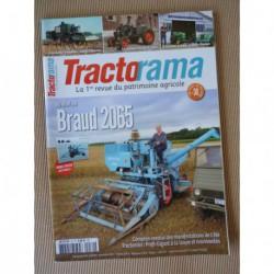 Tractorama n°30, Braud 2065, Fendt Dieselross Kleinschlepper F9, Gilbert Bourier, Papin François Hégon