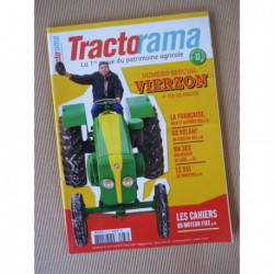 Tractorama n°33, spécial SFV, SFV 403, Nordtrack Diesel Strier ST20, SFV 302, Millot, Guyard