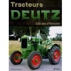 Tracteurs Deutz : 120 ans d'histoire