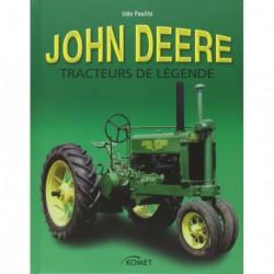 John Deere : Des tracteurs de légende