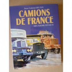 Camions de France: Deuxième époque