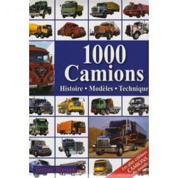 1000 Camions : Histoire, Modèles, Technique