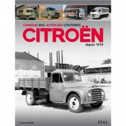 Camions, bus, autocars utilitaires Citroën depuis 1919