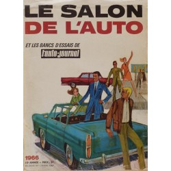 L'Auto Journal, salon 1966