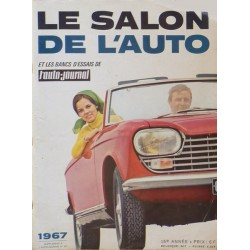 L'Auto Journal, salon 1967