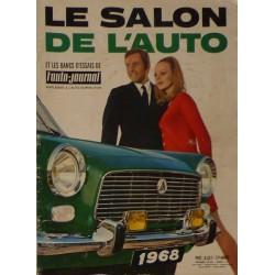 L'Auto Journal, salon 1968