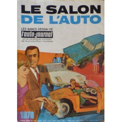 L'Auto Journal, salon 1970