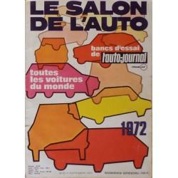 L'Auto Journal, salon 1972