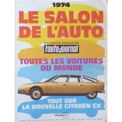 L'Auto Journal, salon 1974
