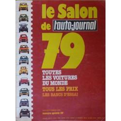 L'Auto Journal, salon 1979