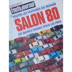 L'Auto Journal, salon 1980