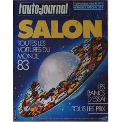 L'Auto Journal, salon 1982