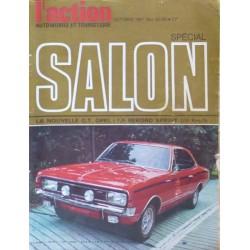 L'Action Automobile et Touristique, salon 1967