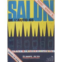 Europe Auto, salon 1965