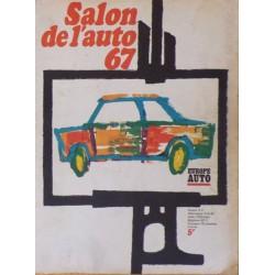 Europe Auto, salon 1967