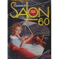 L'Automobile, salon 1960