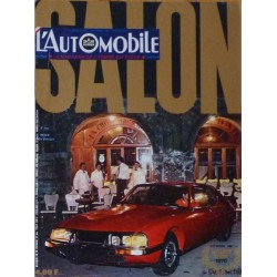 L'Automobile, salon 1970