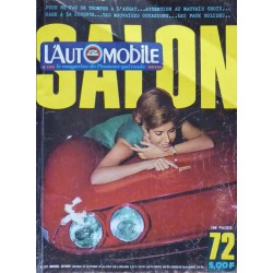 L'Automobile, salon 1972
