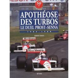 Apothéose des Turbos: Le duel Prost-Senna, 1983-1988