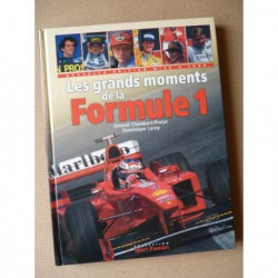 Les grands moments de la Formule 1