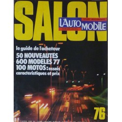 L'Automobile, salon 1976