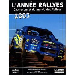 L'année rallyes : Championnat du monde des Rallyes 2003
