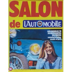 L'Automobile, salon 1977