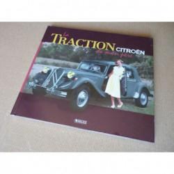 La Citroën Traction de mon père (Atlas)
