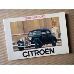 Toute l'histoire n°8, Citroën
