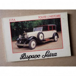 Toute l'histoire n°34, Hispano Suiza