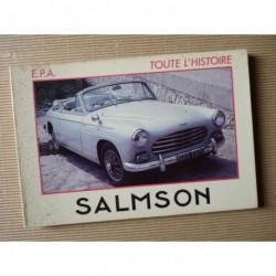 Toute l'histoire n°43, Salmson