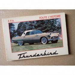 Toute l'histoire n°47, Ford Thunderbird 1955-88