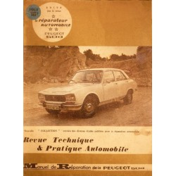 Le Réparateur Automobile, Peugeot 504