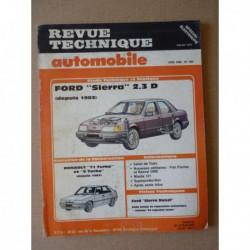 RTA Ford Sierra 2.3D