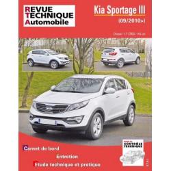 RTA Kia Sportage III Diesel