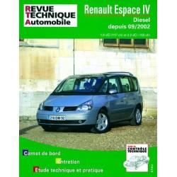 RTA Renault Espace IV Diesel