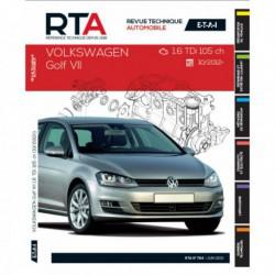 RTA Volkswagen Golf VII, 1.6 TDi