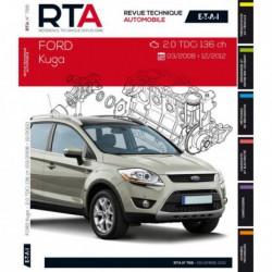 RTA Ford Kuga I, 2.0 TDCi