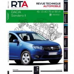 RTA Dacia Sandero II