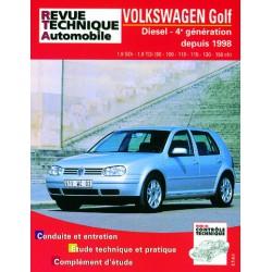 RTA Volkswagen Golf IV 1.9 SDi et TDi