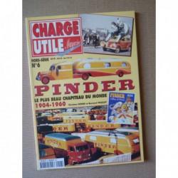 Charge Utile HS n°6, Pinder 1904-1960, Le plus beau chapiteau du monde