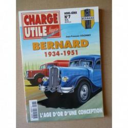 Charge Utile HS n°7, Bernard 1934-1951, L'âge d'or d'une conception