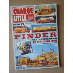 Charge Utile HS n°8, Pinder 1961 à nos jours, L'aventure continue
