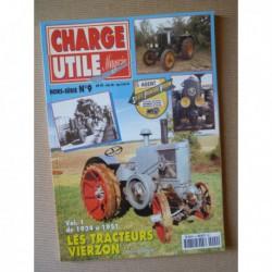 Charge Utile HS n°9, Les tracteurs Vierzon 1934-1951