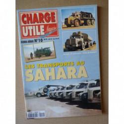 Charge Utile HS n°10, Les transports au Sahara
