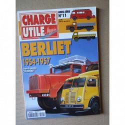 Charge Utile HS n°11, Berliet 1954-1957