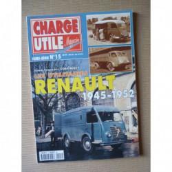 Charge Utile HS n°15, Les utilitaires Renault 1945-1952