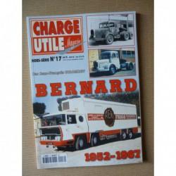Charge Utile HS n°17, Bernard 1952-1967